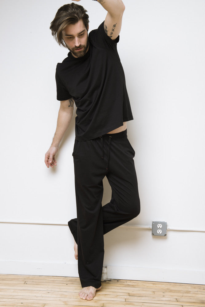 100% Peruvian Pima Cotton Replenishment Tee & Pant - Sold Separately - <i>Additional Colours Available</i>