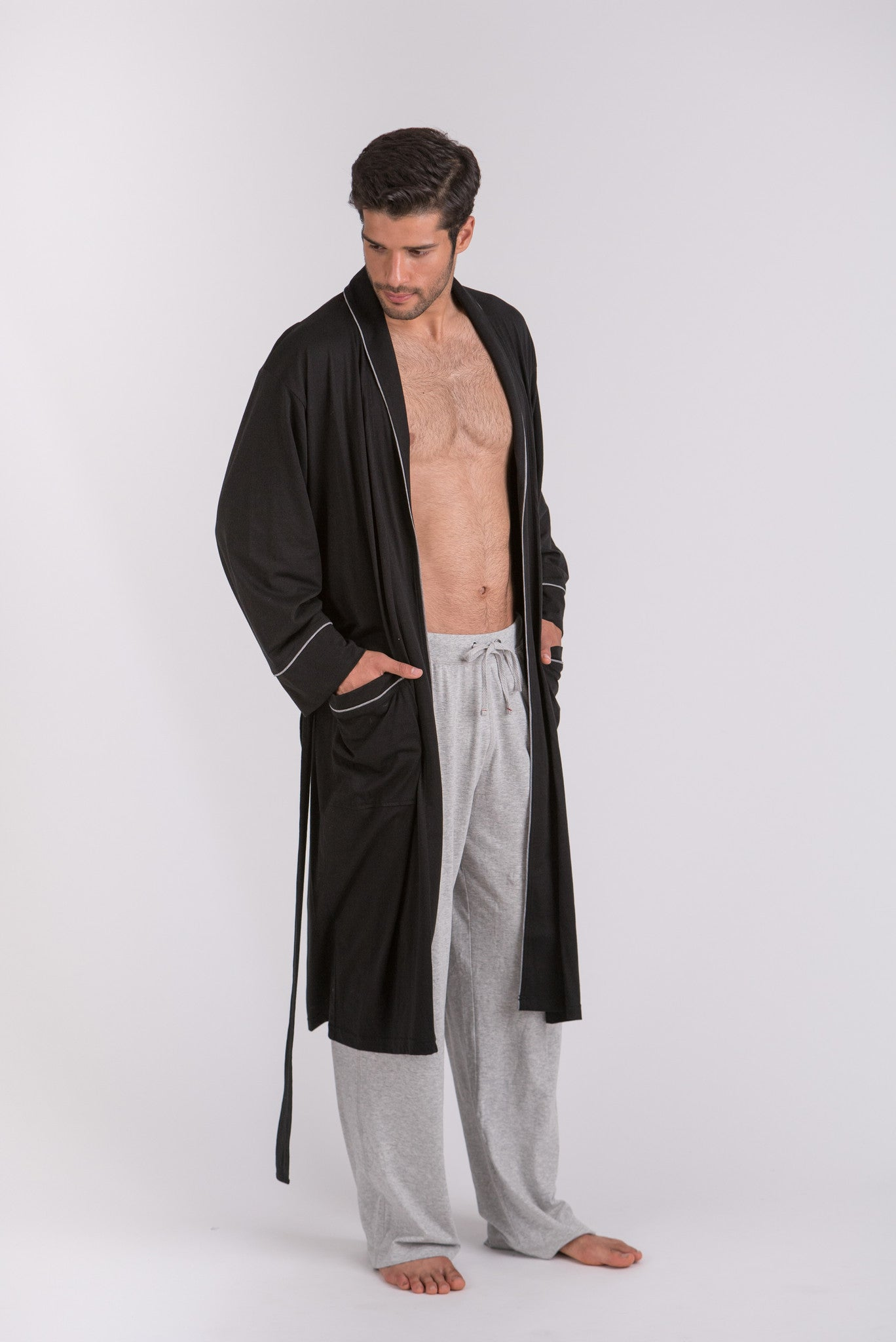 100% Peruvian Pima Cotton Replenishment Robe - <i> 4 colors available </i>