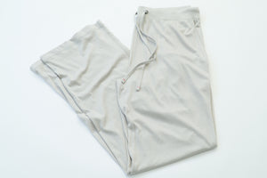 100% Peruvian Pima Cotton Grey Violet Pant