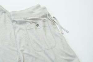 ~NEW~ 100% Peruvian Pima Cotton Grey Violet Pant