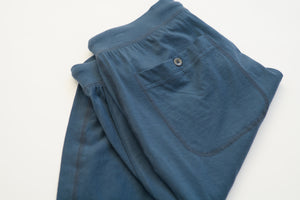~NEW~ 100% Peruvian Pima Cotton Demin Blue Short