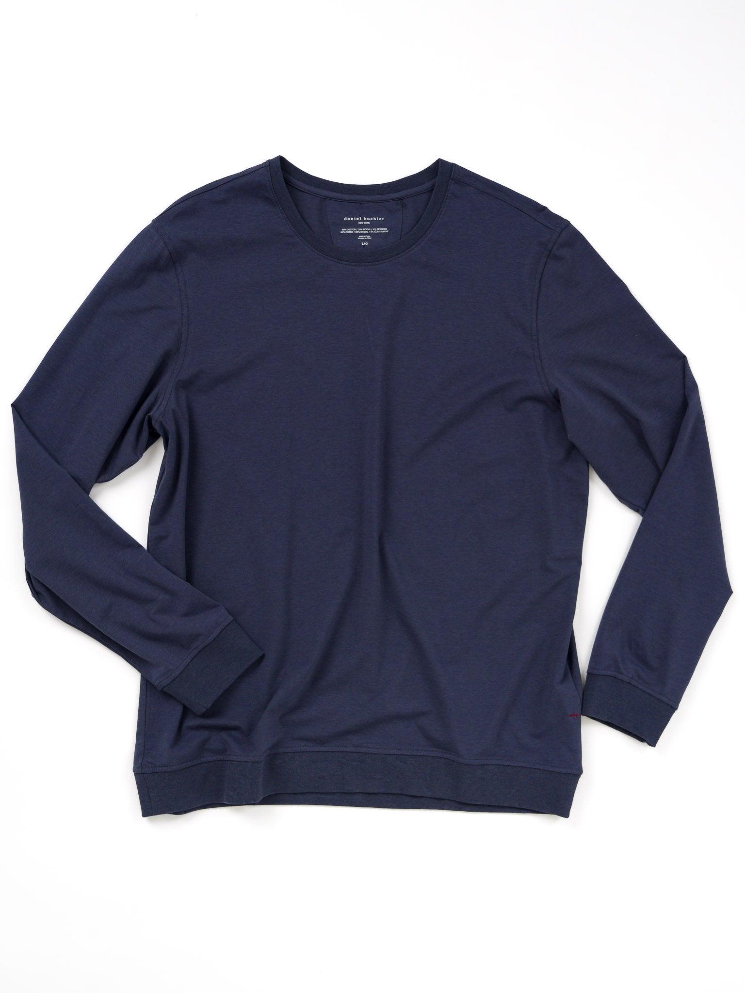 Cotton/Modal Long Sleeve