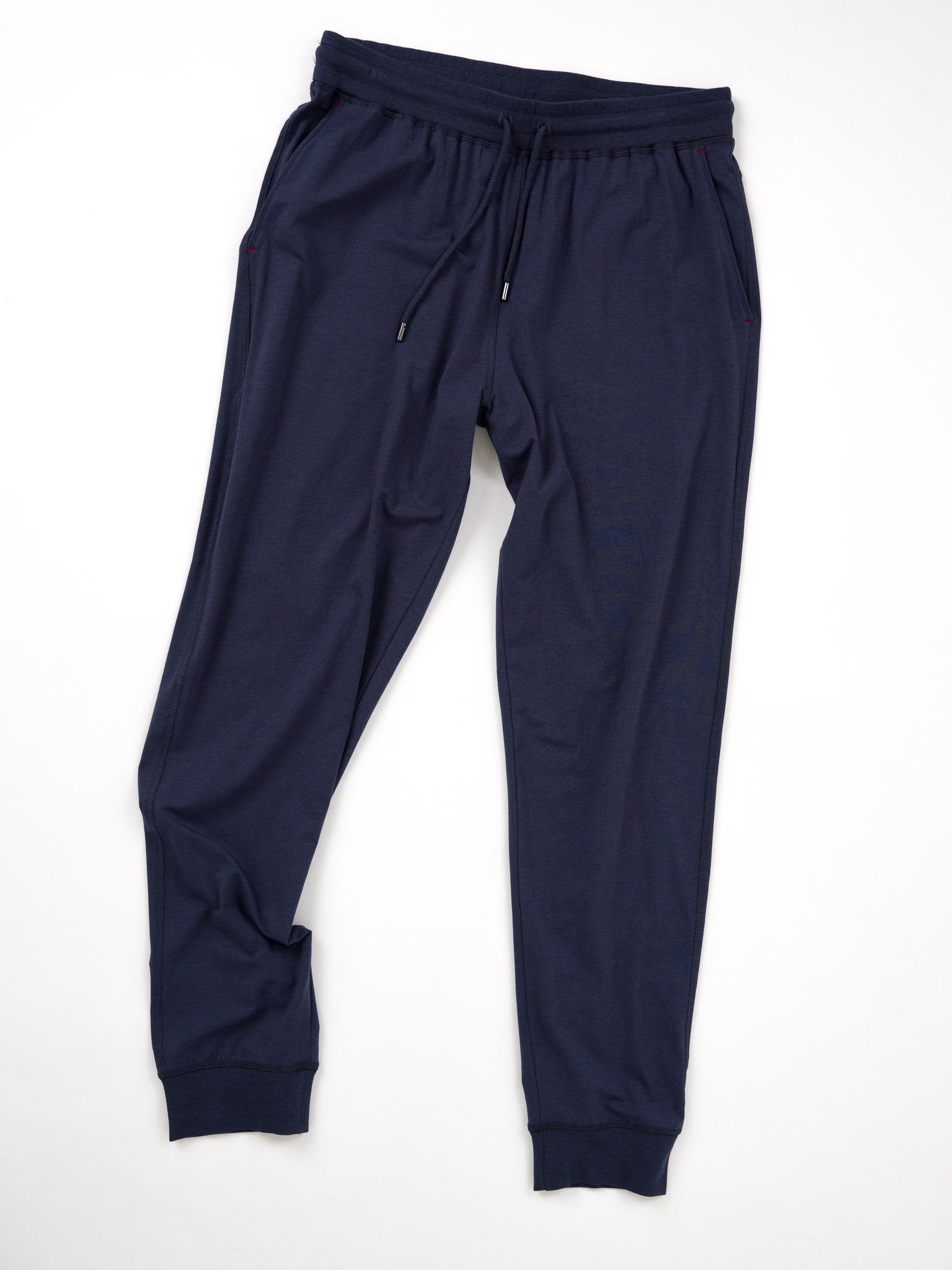 Cotton/Modal Cuffed Pant