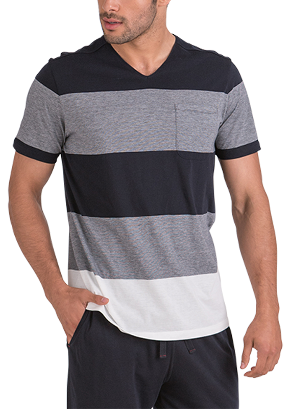 Pima/Modal Short Sleeve T-shirt