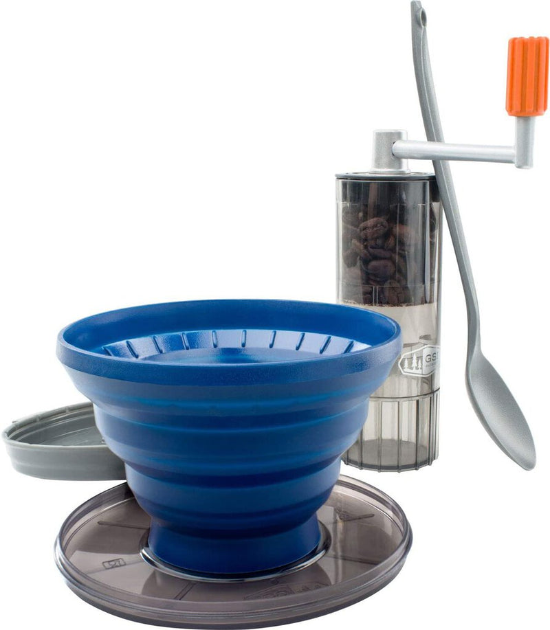 Foster Outdoor Gourmet Pourover Java Set.