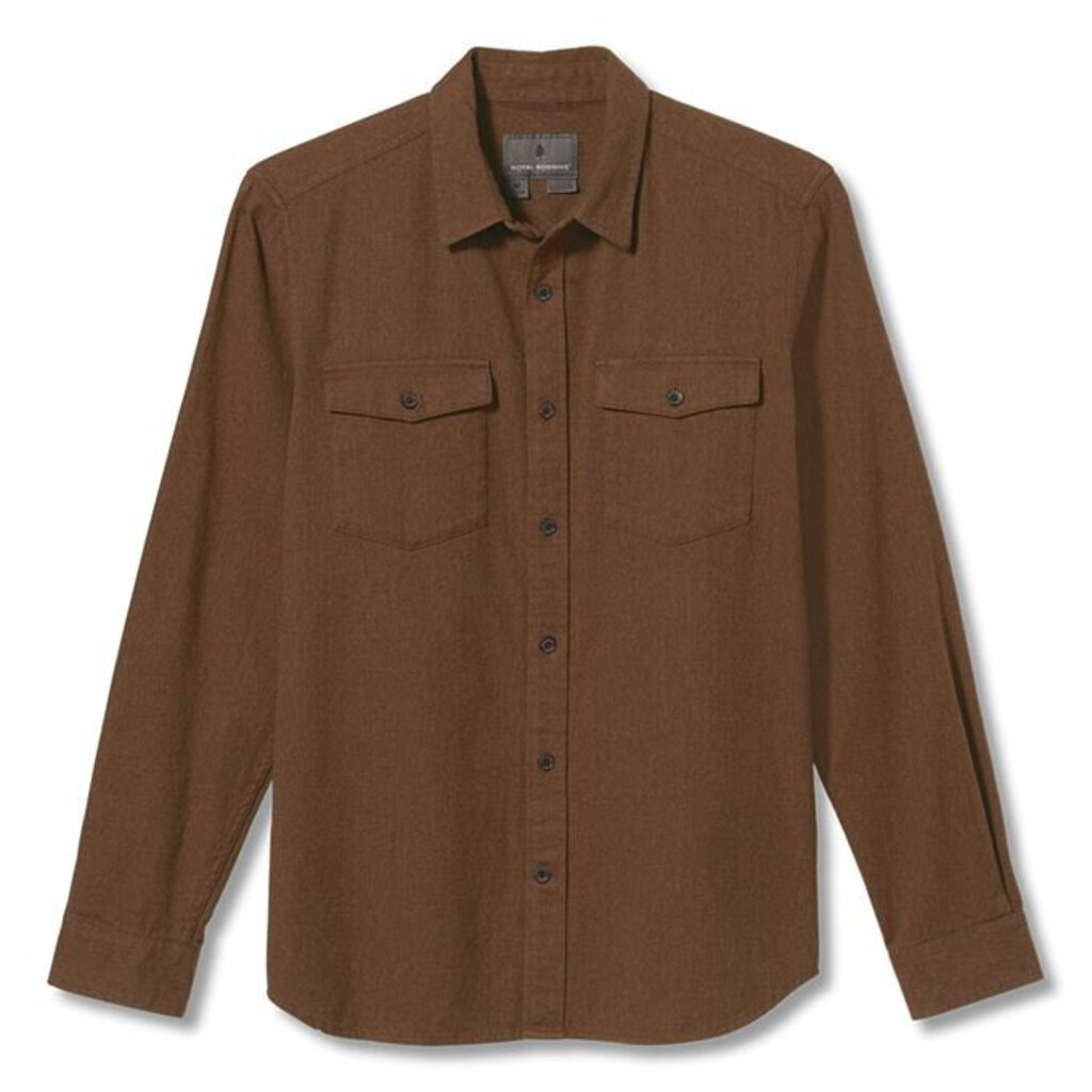 Bristol Organic Cotton Twill Long Sleeve