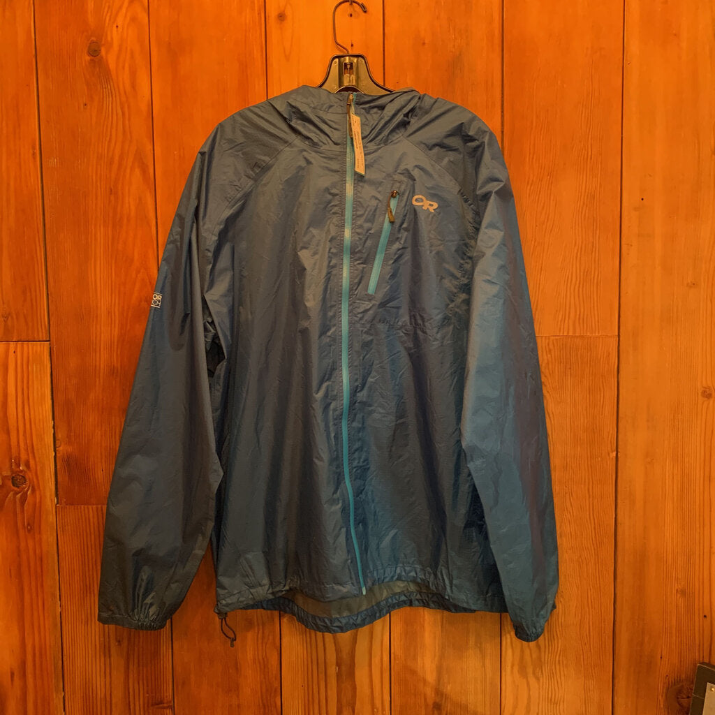 Outdoor Research Ultra-Lite Rain Jacket.