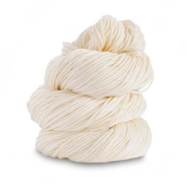 Sport Weight Organic Cotton Yarn