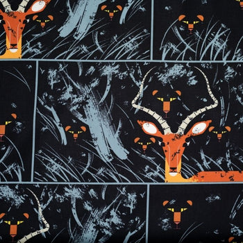 Charley Harper Halloween Collection - Poplin-44/45""