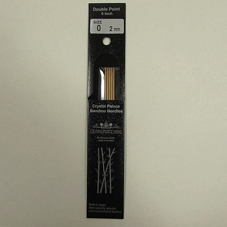 "Size 0-6"" Dbl Point-Knitting Needles"