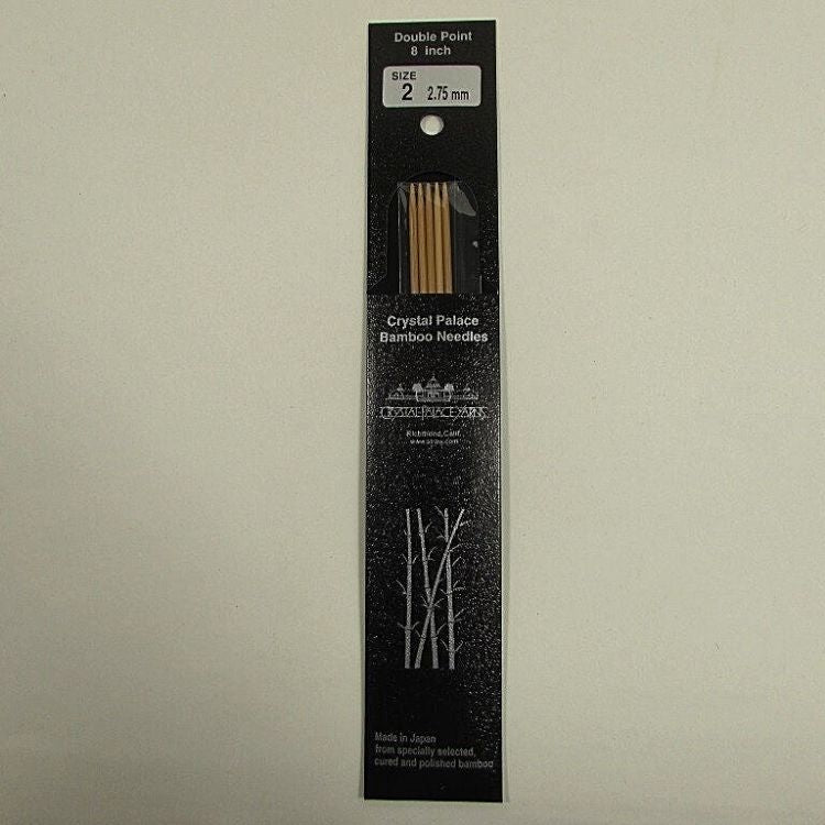 "Size 2-6"" Dbl Point-Knitting Needles"