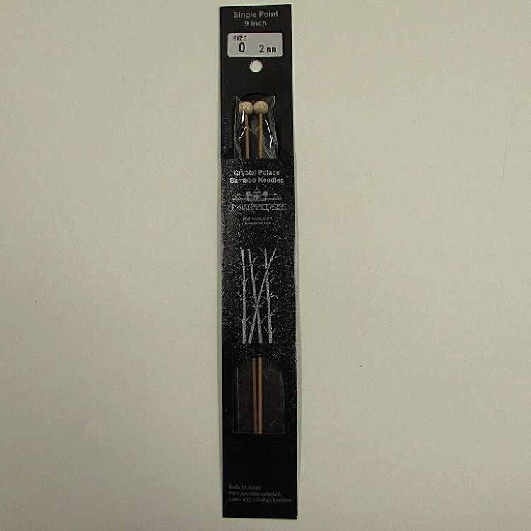 "Size 0-9"" Single Point-Knitting Needles"