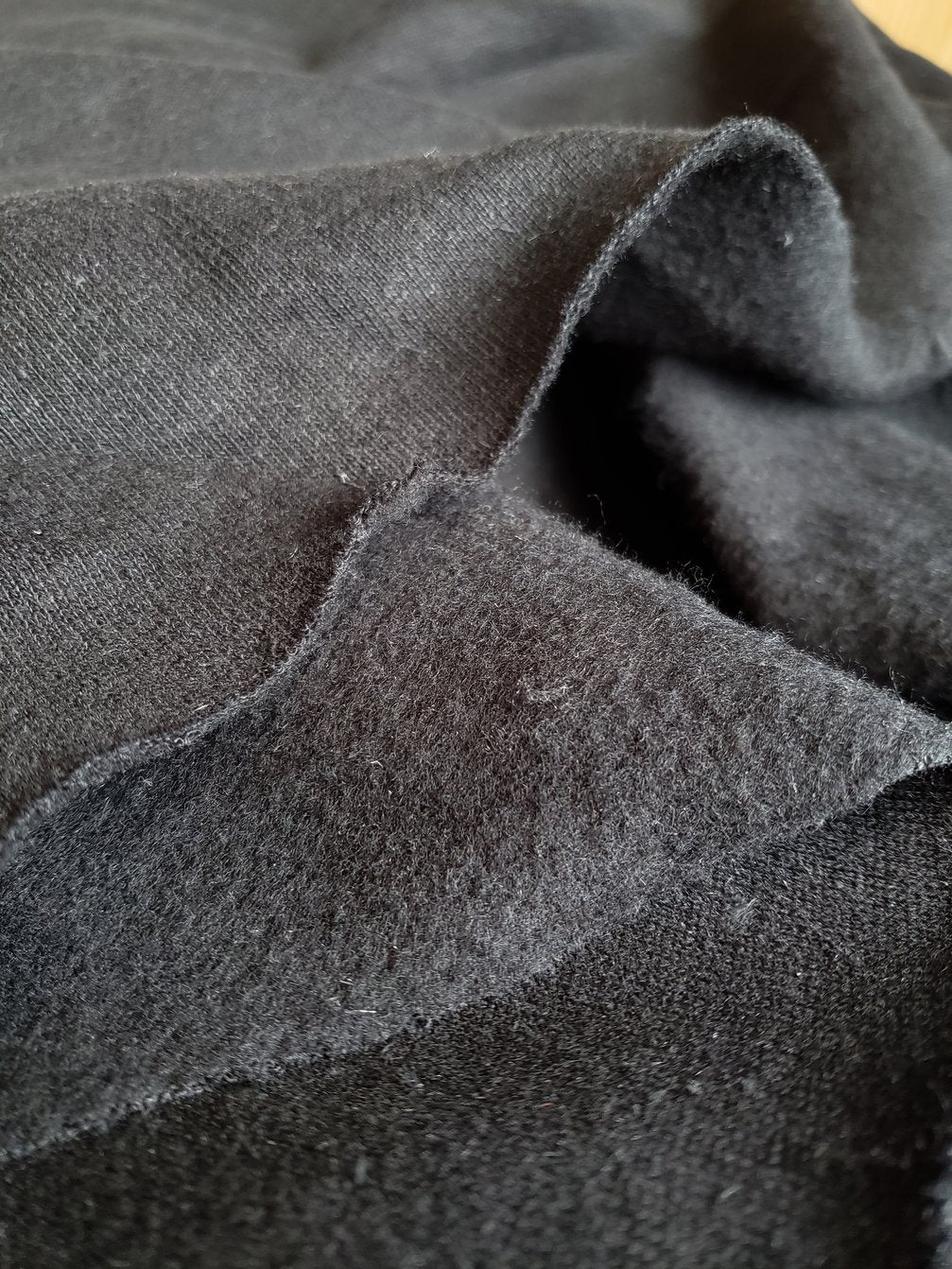 "Fleece-27""-Black-Hemp/OC"