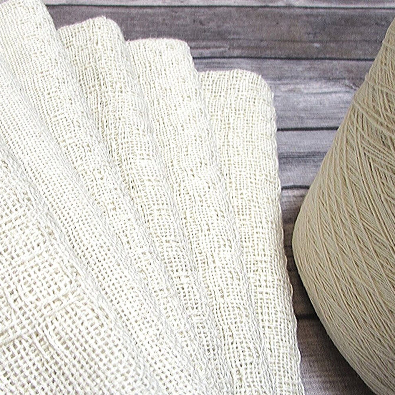 Handwoven Dish Towel Kit