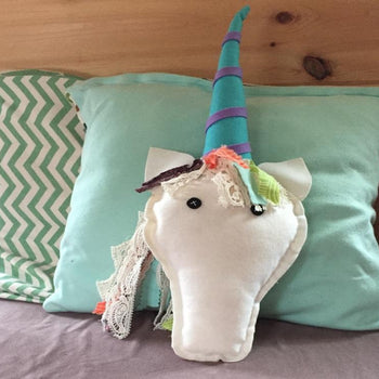 Felt Unicorn Sewing Kit