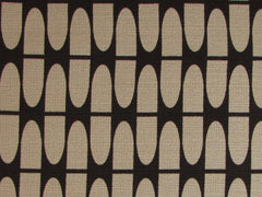 "Barkcloth-54""-Half Life Brown"