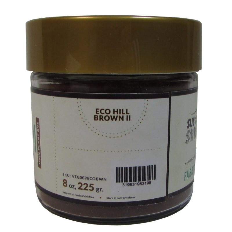 Vegetable Dye-Eco-Hill Brown II