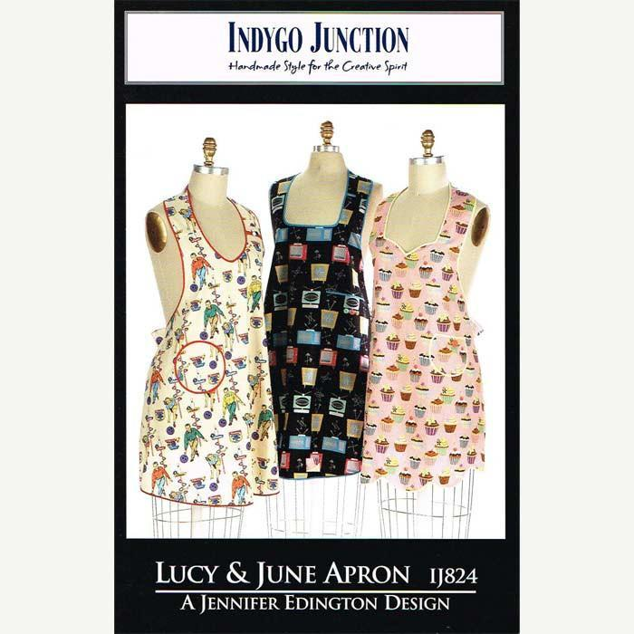 Lucy and June Apron Pattern