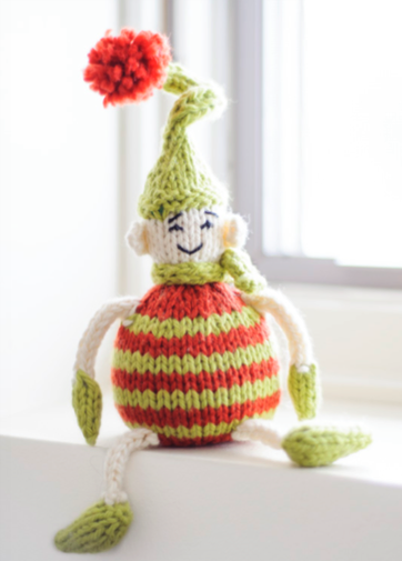 Free Pattern-Tiny Elf