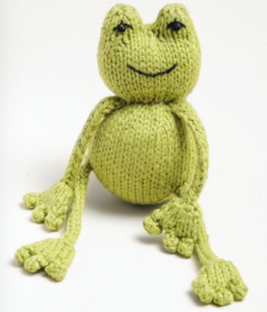 Free Pattern-Ribbit