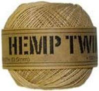 Hemp Twine-0.5mm-Natural