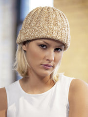 Two Tone Hat Pattern