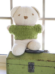 Baby Bobbi Bear Pattern