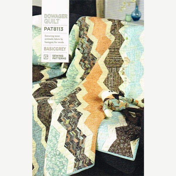 Dowager Quilt Pattern
