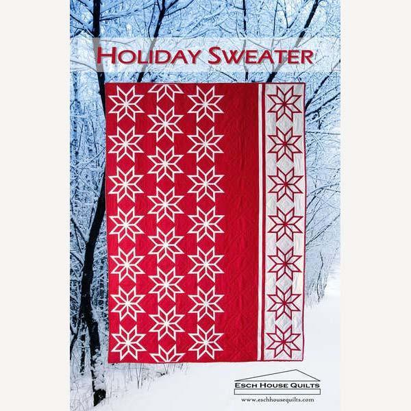 Holiday Sweater Quilt Pattern