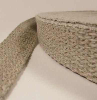 "Hemp Webbing-1.0""-Natural"