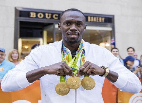 [Video] Usain Bolt Talks About What He's Been Up To Since The Summer Olympic Games In Rio