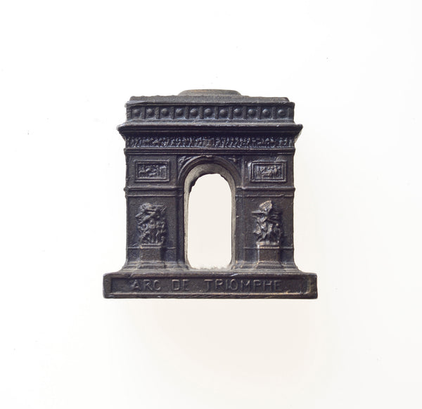 Arc de Triomphe in Cast Metal