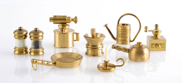 Brass Miniatures Closeup