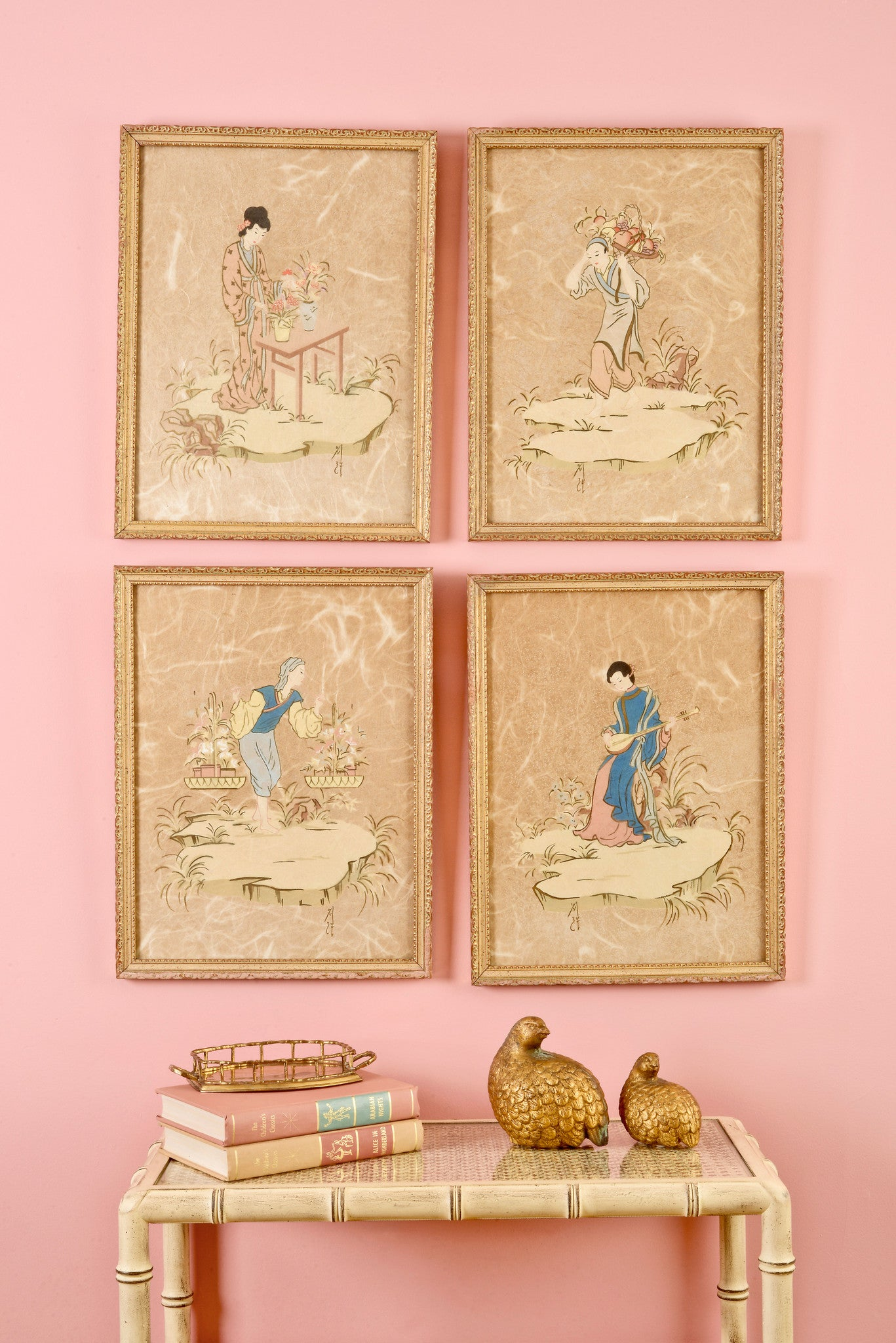 Chinoiserie Collage   Finder Not Keeper