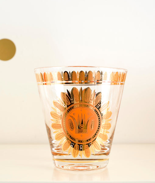 Georges Briard Crown Tumblers