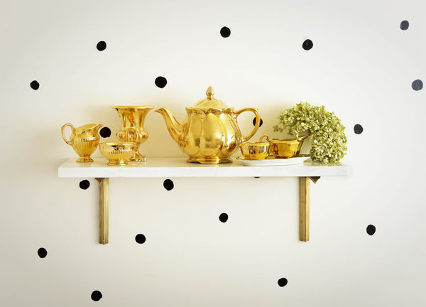 Gigi's Golden Age Tea Set
