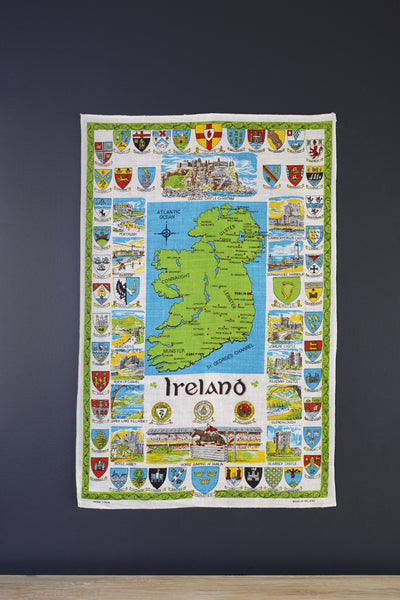 Ireland linen towel
