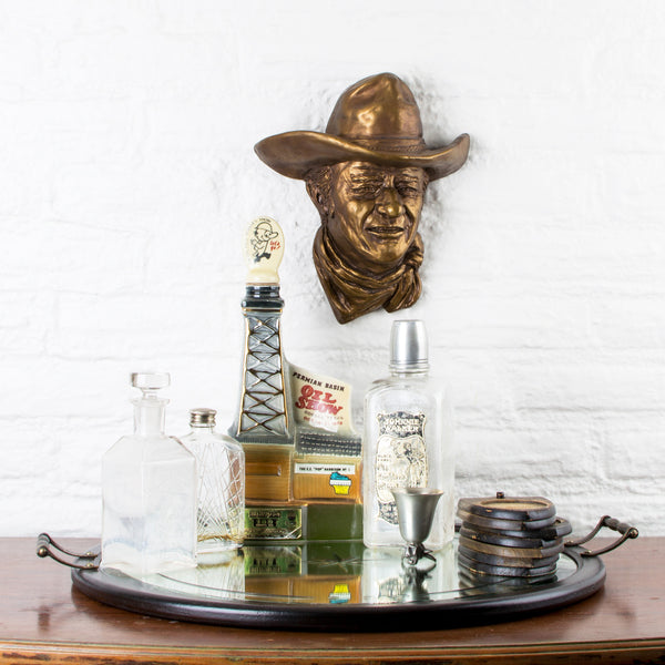 John Wayne Bar Set