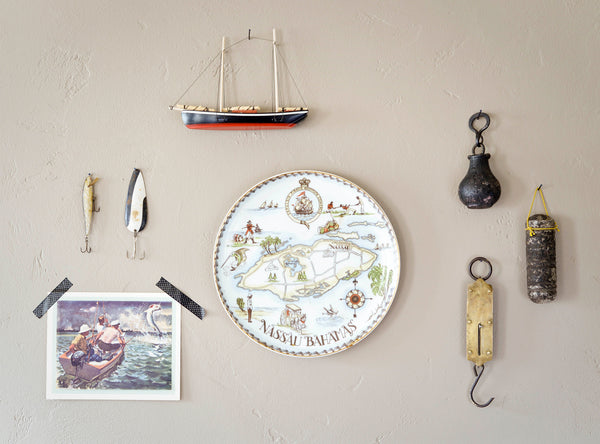 The Life Aquatic Wall Collage