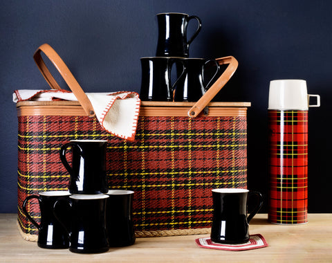 Madcap Plaid Picnic Set