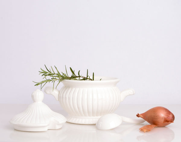 Adorably Squat Mini Tureen