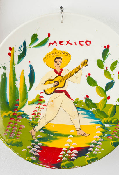 Mexico Plate