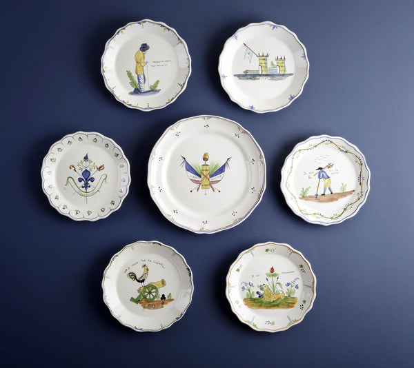 Quimper Faience Collection from Reed & Barton