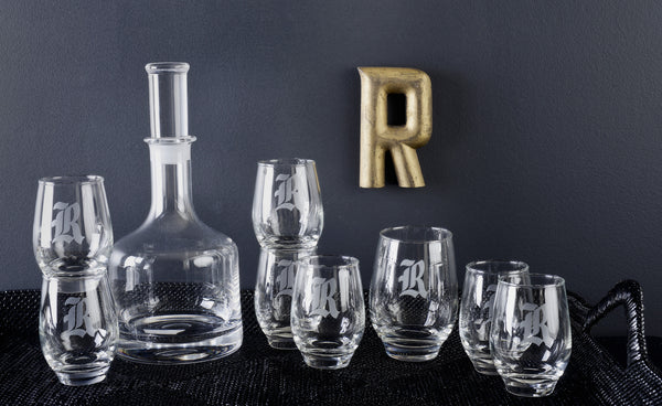 'R' is for Refined