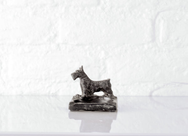 Scottie Dog Ashtray