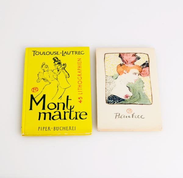 Toulouse-Lautrec Art Books