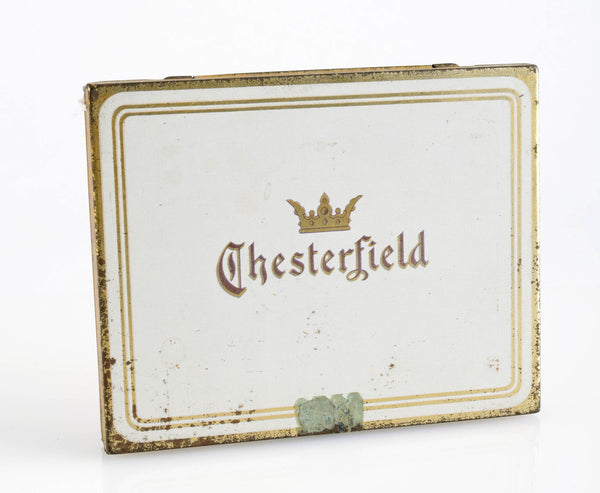 Chesterfield tin