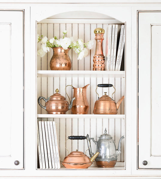 Copper and Cookbooks