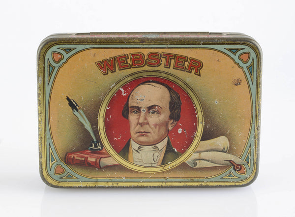 Webster tin