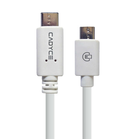 CADYCE CA-CMICRO,USB-C™ to Micro USB 2.0 Male Cable